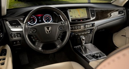 Hyundai Equus Ultimate phiên bản 2014